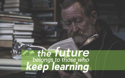 The Future Belongs to Those Who Keep Learning
